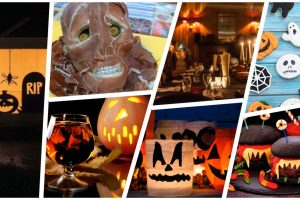 110 ideas para restaurantes en Halloween – Decoración 2019