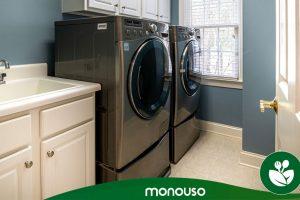 Cómo limpiar la lavadora y la secadora
