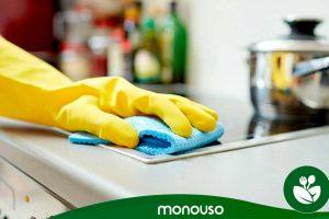 3 trucos para lavar paños de cocina