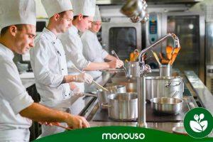 Limpieza de cocina: cómo mantener la higiene en tu cocina profesional