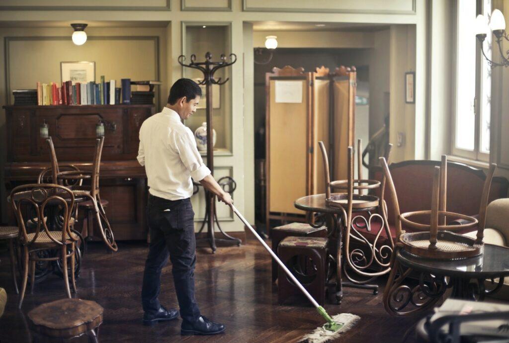 limpieza-servicio