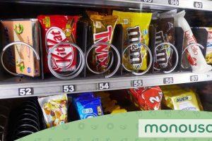 Cómo empezar tu negocio de máquinas expendedoras de dulces