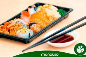 TOP 3 productos para sushi Monouso 2020