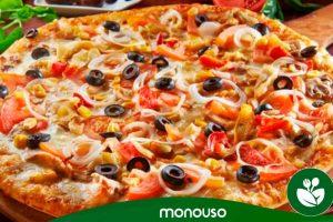 ¿Por qué las pizzas son redondas?