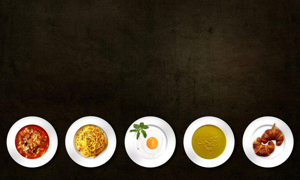 quitar manchas platos plásticos