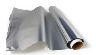 Usos del papel aluminio
